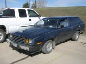Ford Pinto V6