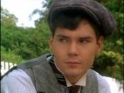 Jonathan Crombie as Gilbert Blythe in Anne of Green Gables: The Sequel