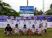 Adieu Bombie Cup