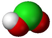 Chlorous acid