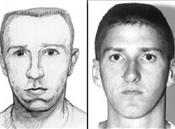 FBI sketch of Timothy McVeigh