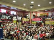 Marxism 2009 opening rally