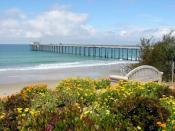 English: Scripps Institution of Oceanography Pier, http://scripps.ucsd.edu, released into the public domain