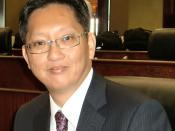 English: Lee Chong Cheng, one of Macau's legislators ‪中文(香港)‬: 澳門立法會議員李從正