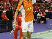 English: Lee Chong Wei Deutsch: Lee Chong Wei