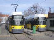 Berlin low floor trams, train type GT6N-Z Suomi: Berliinin GT6N-Z-tyyppisiä matalalattiaraitiovaunuja