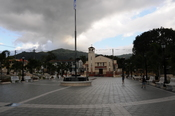Central Square in the town of Adjuntas