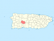English: Municipal locator of Puerto Rico