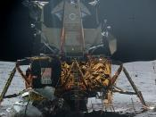 English: Apollo 16 Lunar Module