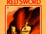 Wielding a Red Sword