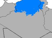 English: Algerian arab. Español: Árabe argelino