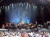 Leonard Cohen and Band