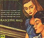 English: Paperback book cover of The Well of Loneliness a 1928 by Radclyffe Hall