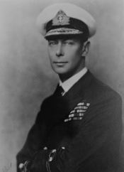 His Majesty King George VI of the United Kingdom.