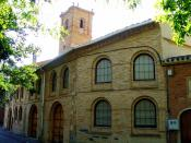 English: Convento de Santa Clara, Estella, Navarra, España