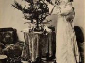 English: Vera Komissarzhevskaya as Nora in Ibsen's A Dolls House Русский: Вера Комиссаржевская в роли Норы в «Кукольном доме» Х. Ибсена (1904?)