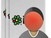 Chain letters are annoying a icq user.