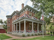 Home of Benjamin Harrison, 23rd president of the United States of America, Indianapolis