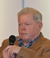 English: Finnish composer Ilkka Kuusisto at Helsinki Book Fair, 2011. Suomi: Säveltäjä Ilkka Kuusisto Helsingin Kirjamessuilla, 2011.