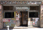 Bollocks in Barcelona