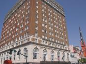 The Francis Marion Hotel -- Corner of King and Calhoun Streets Charleston (SC) 2012