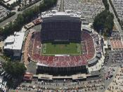 English: Carter-Finley Stadium, North Carolina State University, Raleigh NC, USA