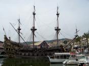 Roman Polanski Ship