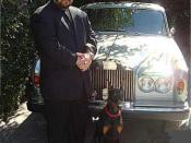John James Nazarian, California celebrity private investigator.