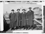 Lew G. Henderson; Vincent Genoves; E.K. Miller; and Duke P. Kahanamoku  (LOC)