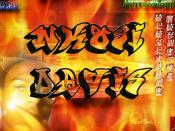 Nkosi Davis Wallpaper