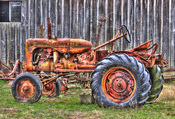 Weathered Allis-Chalmers