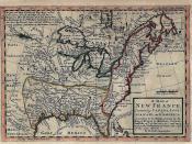 New France ~ 1712