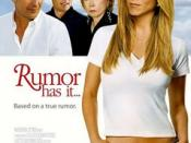 Rumor Has It…