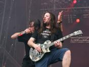 Lamb of God at With Full Force 2007