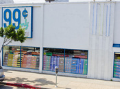 English: Variety store in Los Angeles