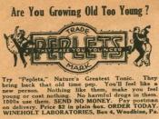 1926 US advertisement for