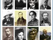 English: Ukrainian writers and poets - the prominent Ukrainian writers and poets in Ukraine and abroad. (Eng. Ukrainian literature, ukr. Українська література, pol. Literatura ukraińska, ger. Ukrainische Literatur, rus. Украинская литература)