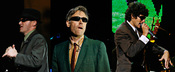 English: The Beastie Boys - Adam Horovitz, Adam Yauch and Michael Diamond