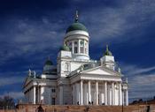 English: Helsinki Lutheran Cathedral in Helsinki, Finland Suomi: Helsingin tuomiokirkko Deutsch: Lutheranische Kathedrale in Helsinki