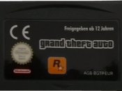 GTA Advance Cartridge