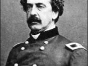 Abner Doubleday, a career U.S. Army officer and Union general in the American Civil War