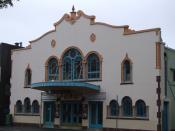 Repertory Theatre in Kilmore Street, 16 February 2008.
