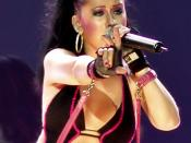 English: Christina Aguilera on the Stripped Tour Español: Christina Aguilera en el Stripped Tour