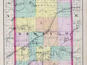 1873. The H.F. Walling Atlas.