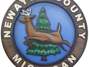 Seal of Newaygo County, Michigan