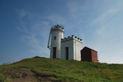 English: Elie Lighthouse in East Neuk, Fife.