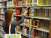 San Diego City College Learing Recource City retrieve a book