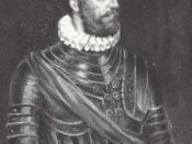 English: Francis Pérez of Valenzuela was a Nobleman & Spanish Conqueros in South America Español: Fue un Noble y Conquistador Español en América del Sur