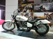 Honda Shadow 2010