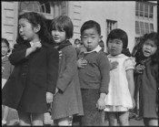 San Francisco, California. Many children of Japanese ancestry attended Raphael Weill public School, . . . - NARA - 536439